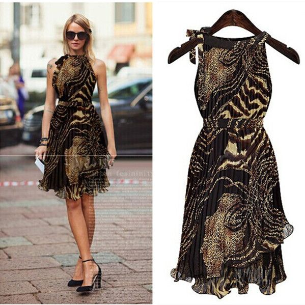 Find More Dresses Information about 2015 Women Summer Vestido Casual Dress Sexy Dresses black O Neck Sleeveless Woman Leopard Dress Women's Clothing Womens Dresses,High Quality Dresses from Muse's Clothing Accessories on Aliexpress.com