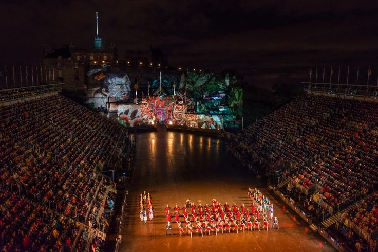 Edinburgh - PHOTOS – The Royal Edinburgh Military Tattoo 2014 | Edinburgh Spotlight