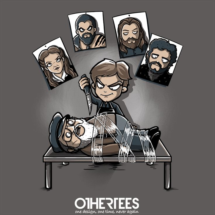 Revenge by Di.Jay Shirt on sale until 05 May on http://othertees.com #dexter #gameofthrones