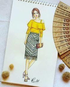 Spring / Summer Fashion Illustration