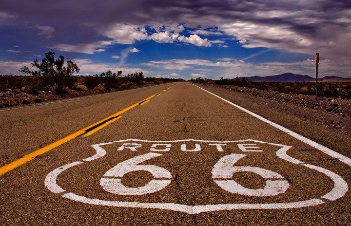 A lo 'Thelma y Louise' por la Ruta 66 (Estados Unidos)