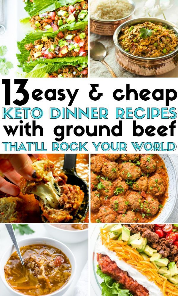 13 Keto Ground Beef Recipes That Are Too Delicious To Resist Healthy Ground Beef Keto Crockpot Recipes Ground Beef Keto Recipes