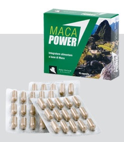MACA POWER aumenta l'energia e la resistenza atletica. MACA POWER raises your energy and improves your sports performances