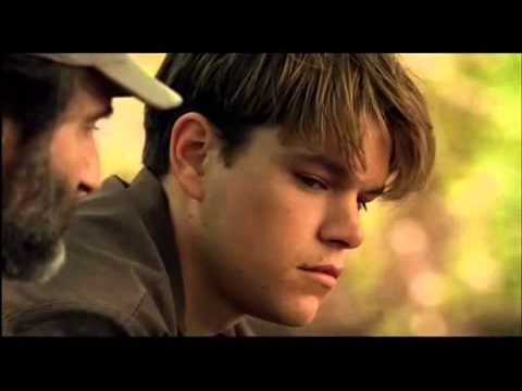 Discurso sobre la vida - El Indomable Will Hunting