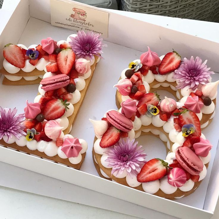 Dieser junge Konditor ist die Königin der Geburtstagstorte auf Instagram – L …   – Kuchen Rezeptes