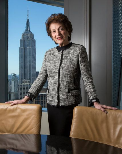 Judith S. Kaye, First Woman to Serve as New York's Chief Judge, Dies at 77 - The New York Times