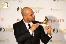 Marco D'amore - Outstanding Actor in a Drama TV Series - Gomorrah - Italy