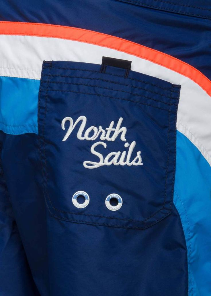 #NorthSails #collection #Spring #Summer #2014 #Ma #swimming #shorts #swimsuit #medium lenght #collezione #stagione #primavera #estate #uomo #costume
