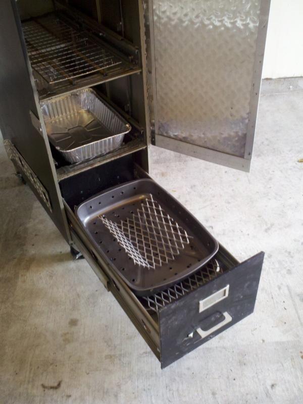 File Cabinet Smoker  TexasBowhuntercom Community