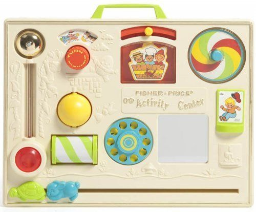 Activity Center - Fisher Price