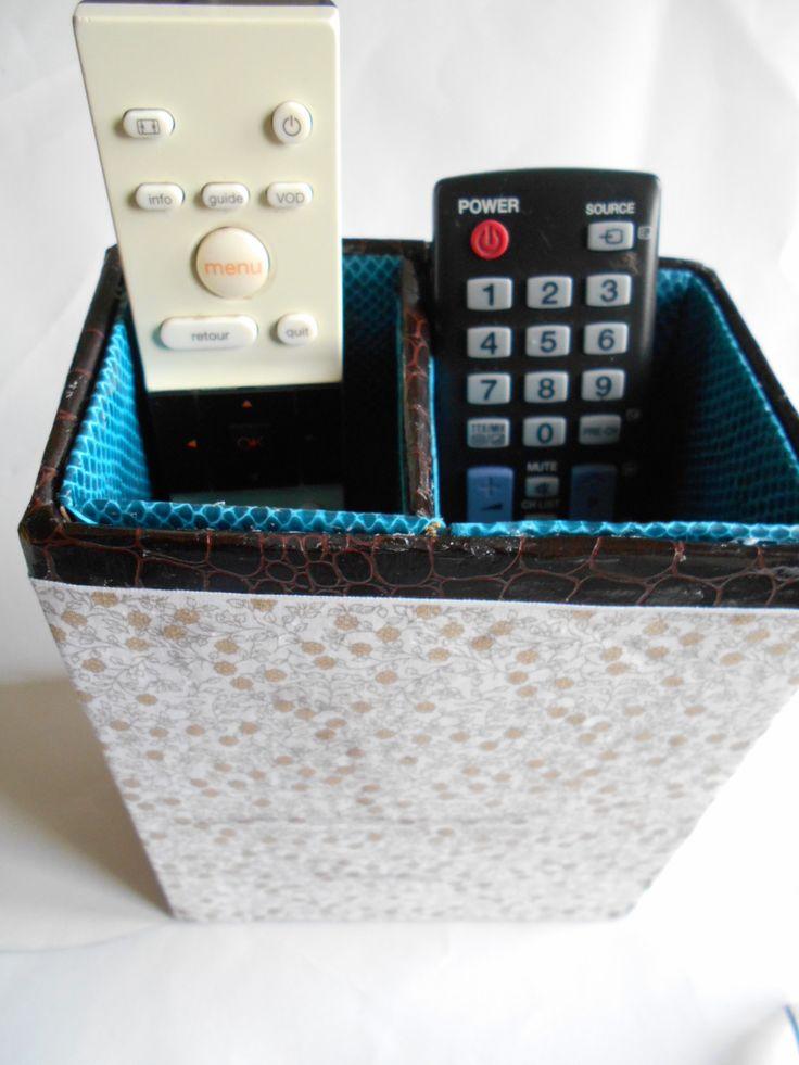 Porte télécommande, accessoires cuisine ou autres : Boîtes, coffrets par toutankharton36