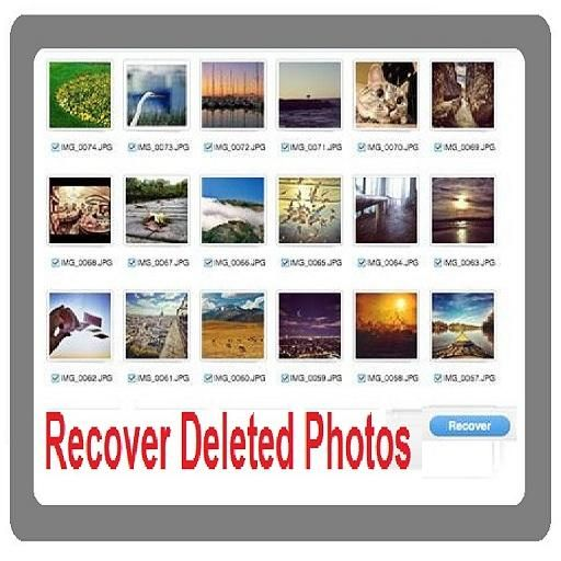Quick and effective way to Restore Deleted Photos ....<p>When you delete pictures on computer running Microsoft Windows or on a memory card, the link to the data disappears, but the data still remains until overwritten by new files. If you act quickly, you may be able to successfully recover deleted pictures on your computer or memory card. If you can't recover deleted pictures on your computer through the Recycle Bin, you can try restoring previously saved versions of the files. To restore…