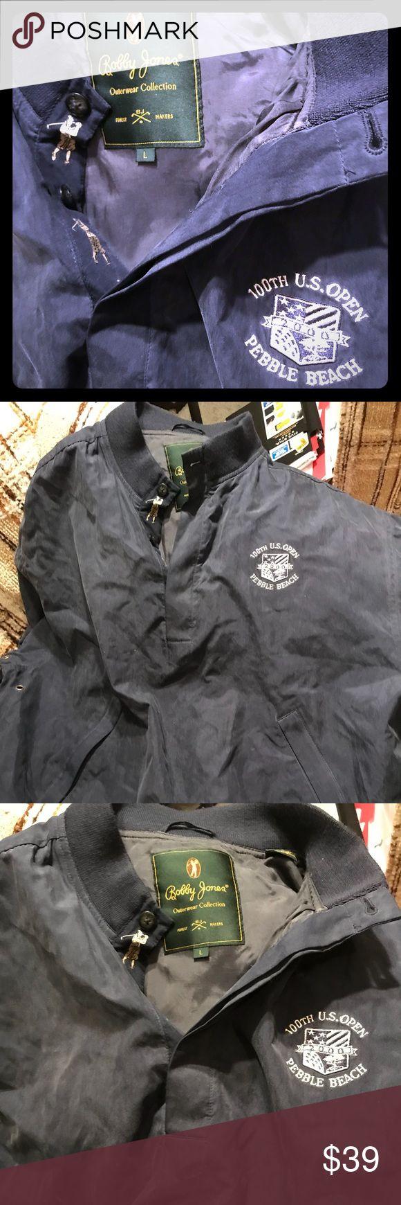 Bobby Jones golf jacket pure silk Bobby Jones authentic golf Jacket bobby jones Jackets & Coats Performance Jackets