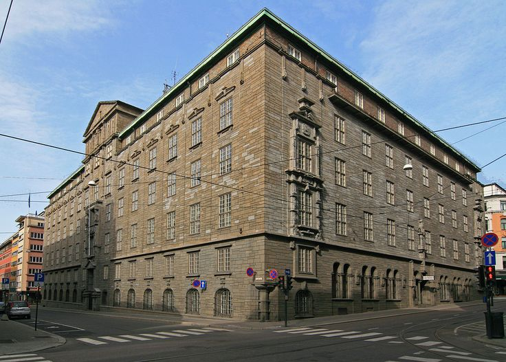 Telegrafbygningen (Oslo) – Wikipedia