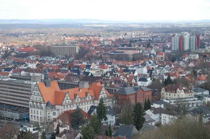 Wie Bielefeld
