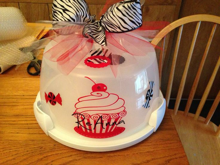 Cake Carrier Target Beauteous 84 Best Craftinesscake Carriers Images On Pinterest  Cake Carrier Decorating Inspiration