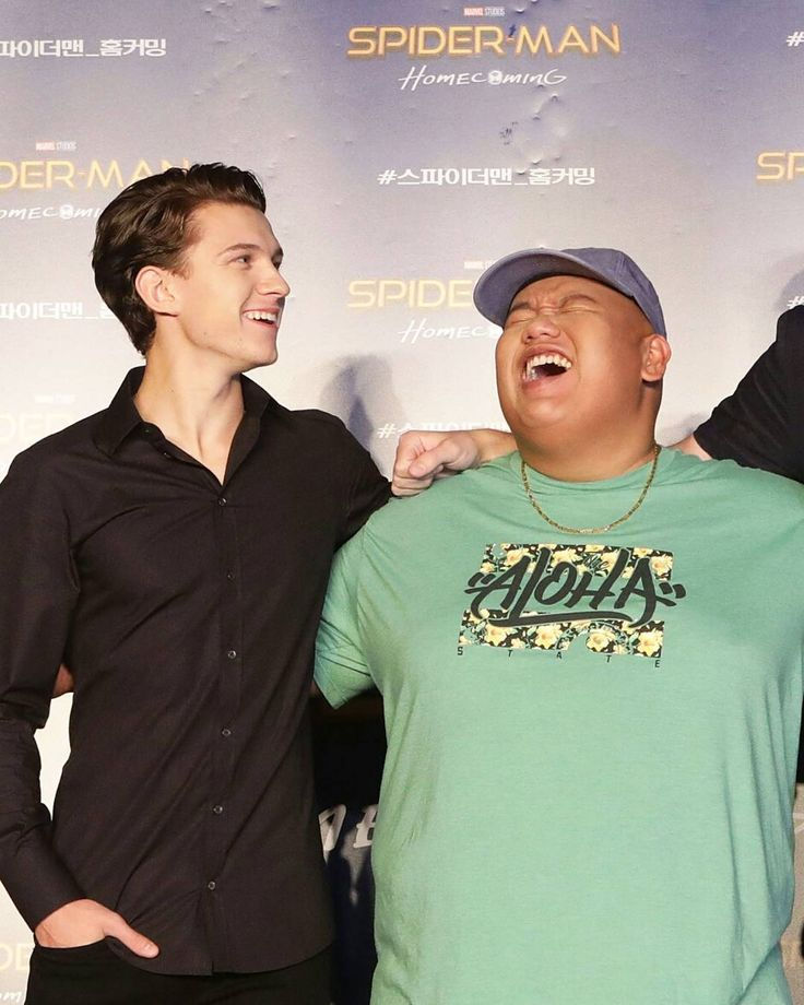 """1,812 Me gusta, 11 comentarios - Tom Holland Source ™ (@tomhollandig) en Instagram: """" (July 3, 2017) """"Spider-Man: Homecoming"""" Photocall in Seoul! [Give source credits & tag if you…"""""""