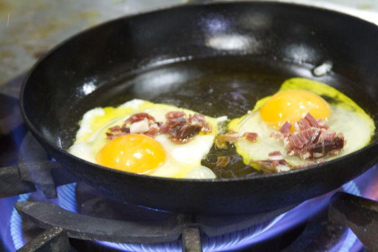 Levantate todos lo días con energía ¡Con un par de huevos! http://www.restauranteeustaquio.es/