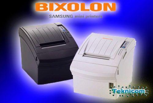 Impresora Termica Marca Bixolon Samsung Srp-350plusii Usb