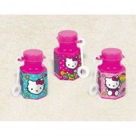 Hello Kitty Rainbow Mini Bubbles Favors, Pkt12, $15.95, A394450