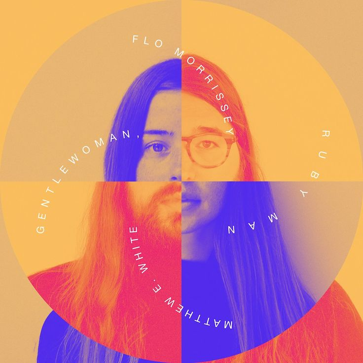 Flo Morrissey and Matthew E. White have just released, 'Gentlewoman, Ruby Man', a record full of beautiful covers from well known songs of iconic artists. An awesome blend of soul, funk, rock and two amazing voices!