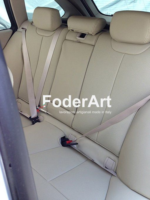 Seat Cover Bmw 3 Series Touring F31 Fodere Coprisedili Serie