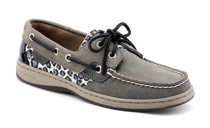 Next pair of Sperrys? Super cute. Sperry Top-Sider - Womens Bluefish 2-Eye Boat Shoe
