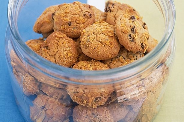 Everyone will struggle to keep their hands out the cookie jar when you make these more-ish biscuits.