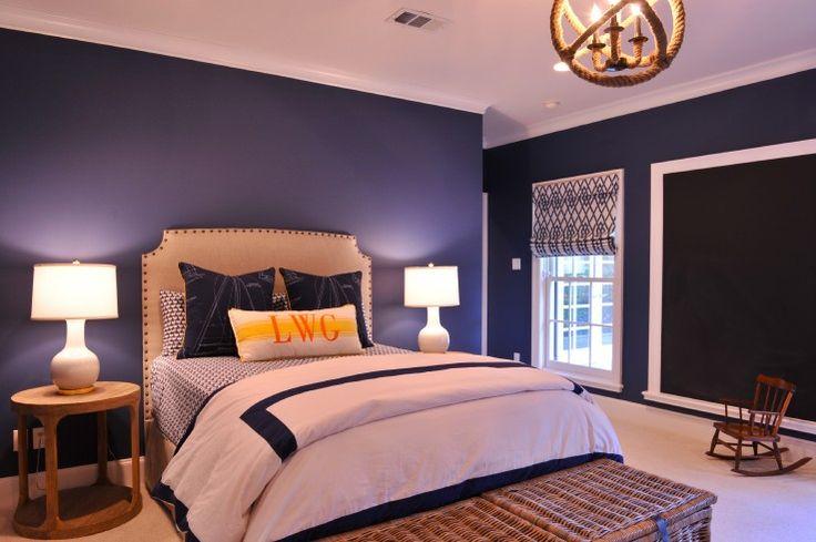 Navy Blue Bedside Table: Best 25+ Navy Boys Rooms Ideas On Pinterest