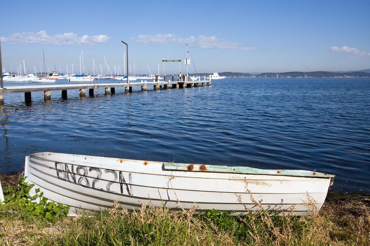 Belmont Wharf, Lake Macquarie