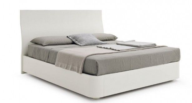 Bedroom White Wooden Double Bed With Storage Under Bed Grey Bed Cover Pillows Blanket White Bed Crib White Background Make Your Room Look Organized With Double Bed With Storage