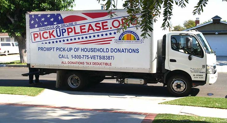Donating clothing, toys, and household items to the VVA helps veterans and their families. Scheduling a donation pick up in your area is free and easy