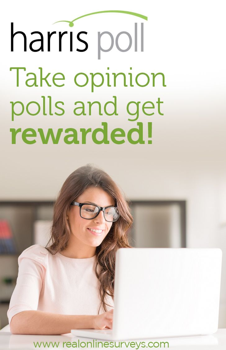 Harris Poll Offers Online Surveys That Are Engaging And Cover A Wide  Variety Of Topics
