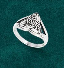 Celtic Trinity Knot Ring
