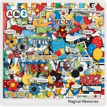 April 2012 Magical Memories