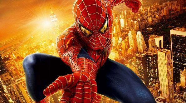 Человек паук и супер герои продают таблетки для мозгов