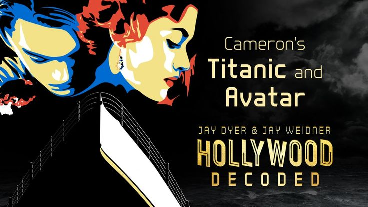 Cameron's Titanic & Avatar Hollywood Decoded with Jay Dyer, Jay Weidner - Season 1, Episode 5 - 9/11/2017 -  Jay Dyer and Jay Weidner draw a connection between The Titanic and Avatar movies by James Cameron, as an unfolding cautionary tale of rampant industrialism. Their examination of the Titanic sets up the establishment of the Federal Reserve and the corporate takeover of the world's monetary system. Thus, humanity is plunged...