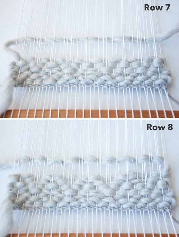 Double Diamond Pattern| The Weaving Loom