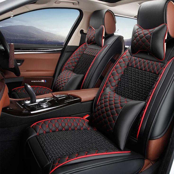 Universal Leather Car Seat Covers For Suzuki Swift Wagon