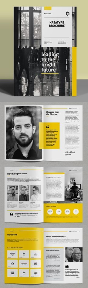 Corporate Design / Editorial / Paper Craft / Type