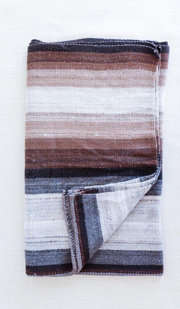 Vintage Alpaca Blanket/Rug #5 – Spartan Shop