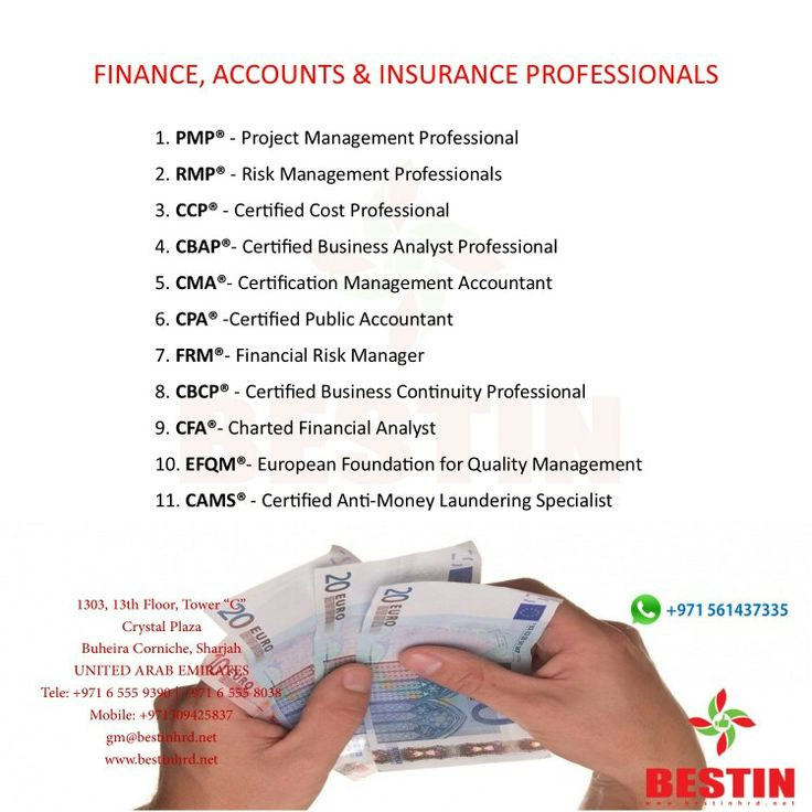 Leading Banking, Finance, Accounts, Insurance