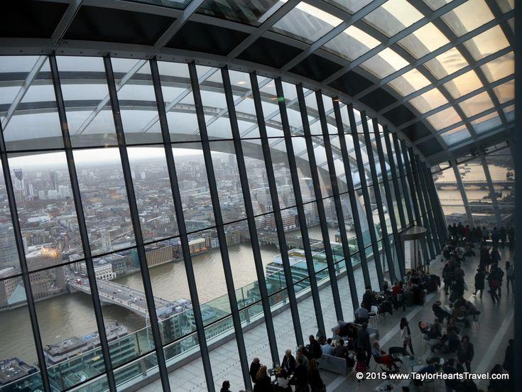 Darwin Brasserie: Rooftop Dining in London - Taylor Hearts Travel