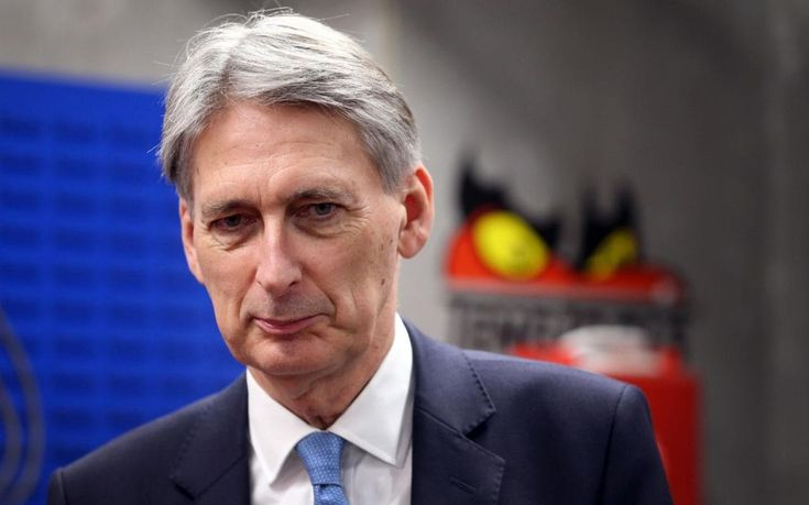 Chancellor Philip Hammond took personal stake in food technology company months before it won share of £560,000 Government contract