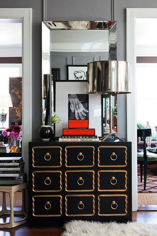 Seven Inspiring Pinterest Accounts To Follow:   Alexandra Kaehler Alex is an interior designer based out of Chicago and the blogger behind Things That Sparkle,