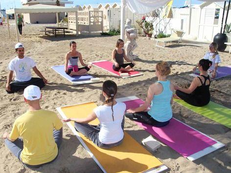 7 Days Beach Yoga Retreat in Italy