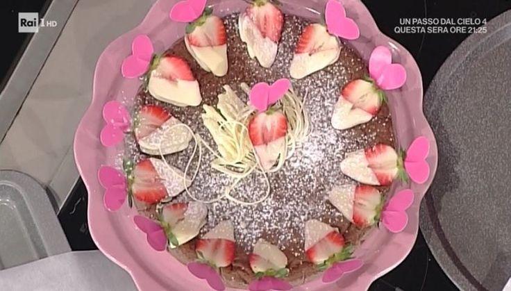 Sergio Barzetti, La prova del cuoco: torta cioccolato e riso con fragole - LaNostraTv
