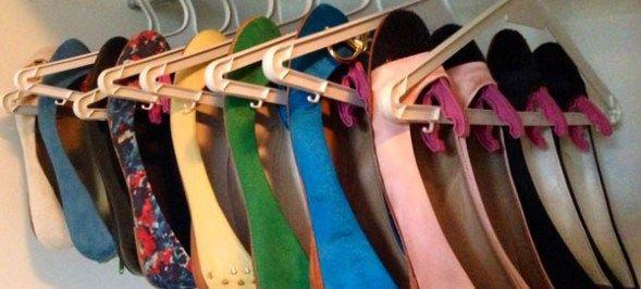 Evde Olmazsa Olmaz 17 Ayakkabı Düzenleme Fikri