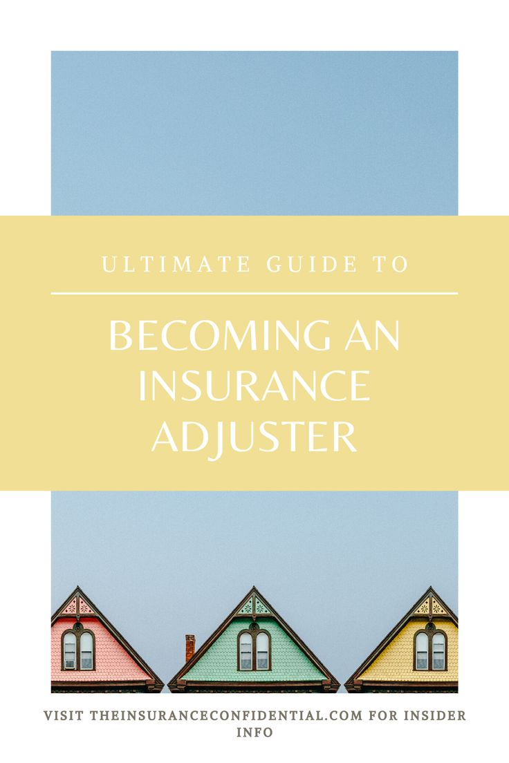 Thinking Of Changing Careers Well Insurance Adjusting May Be For You In 2020 Home Insurance Insurance Claim How To Become