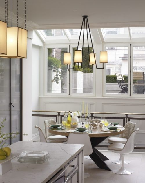142 best images about comedor dining room on pinterest for Como decorar un comedor pequeno
